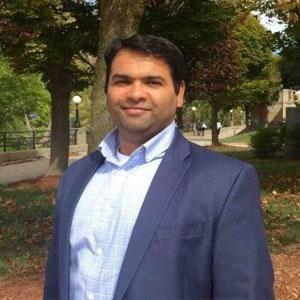 Ritesh Ramesh, CTO, Global Data & Analytics & Big Data, PwC