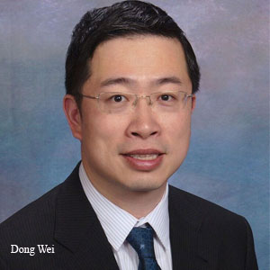 Dong Wei, VP & Fellow, Hewlett Packard Enterprise