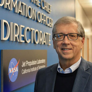 James Rinaldi, CIO, NASA Jet Propulsion Laboratory