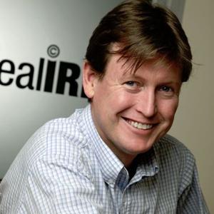 Stuart Macgregor, CEO, Real IRM