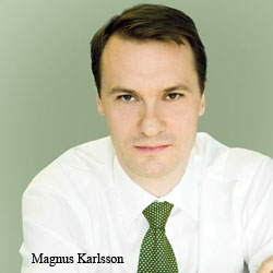 Per-Magnus Karlsson, Supply Chain Expert at McKinsey & Company