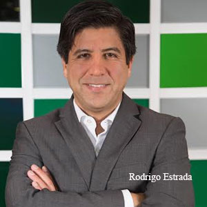 Rodrigo Estrada, Director of Architecture Services