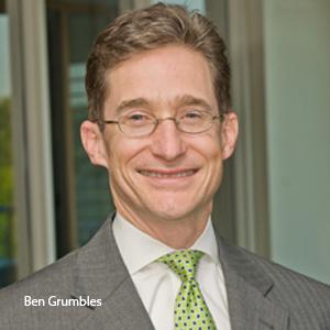 Ben Grumbles, President, U.S. Water Alliance