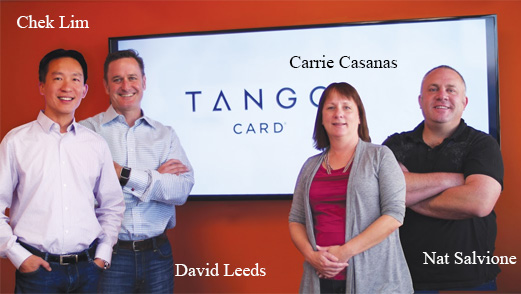 Tango Card: The Digital Reward Service Juggernauts
