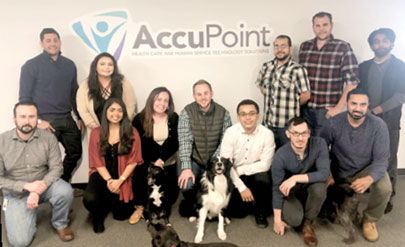 AccuPoint: One-Stop System for Behavioral Healthcare Management