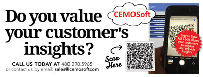 CEMOSoft: Customer Experience Platforms for Retail, Hospitality, Brands, CPG-CE to gather Intelligence besides Existing Insights and build Datasets for New Growth Programs
