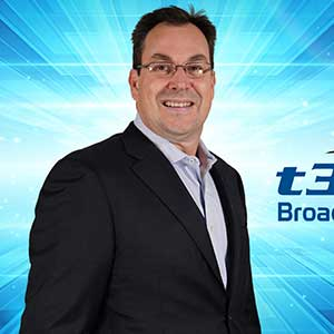 t3 Broadband: Bridging the Broadband Divide