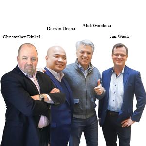 Deloitte: The Team Approach for Enabling Tomorrow's Digital Enterprise