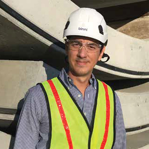 Binni: Fostering a Collaborative, Technology-Driven Approach to Concrete Pours