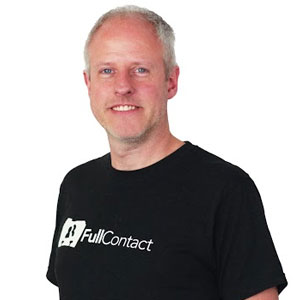 FullContact: Connecting Data Fragments to Connect People