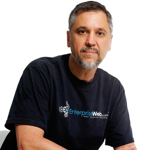 EnterpriseWeb: Unifying Automation, Integration, and Orchestration