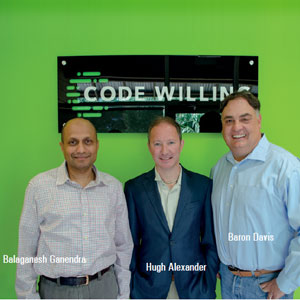 Code Willing: Driving Value through Finance-Specific Data Technology