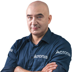 Acronis: Reinforcing Business Continuity