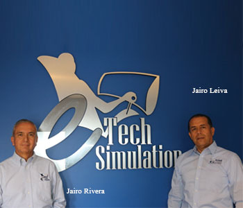 e-Tech Simulation: The Training is Simulated, the Skills are Real