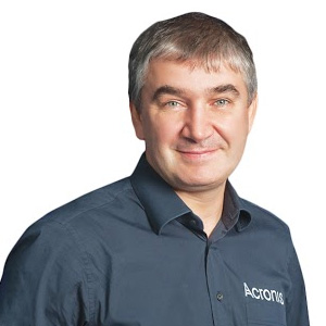 Acronis: Backup for Multi-system Environments