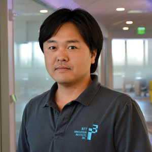 NTT i<sup>3</sup>: Transforming Game-Changing Ideas into Reality in the World of SDN