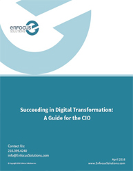 Succeeding in Digital Transformation: A Guide for the CIO