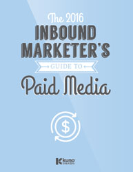 Paid Media Content Distribution: Inbound Marketer's Guide in 2016