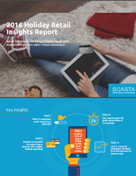 2016 Holiday Retail Insights Report