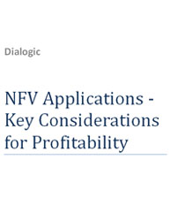 NFV Applications - Key Considerations for Profitability
