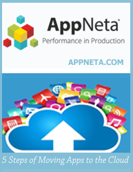 5 Steps of Moving Apps to the Cloud