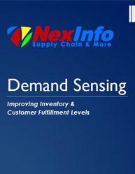 Demand Sensing: Improving Inventory & Customer Fulfillment Levels