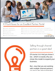 9 Must-Haves for an Excellent Partner Portal