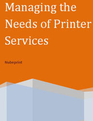 Managing The Needs Of Printer Services