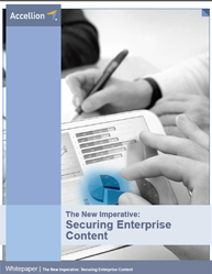 The New Imperative: Securing Enterprise Content