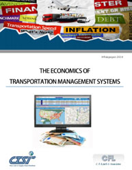 The Economics of Transportation Management Systems