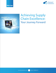 Achieving Supply Chain Excellence : Your Journey Forward