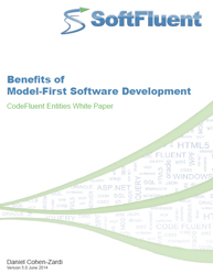 Benefits of Model-First Software Development