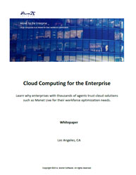 Cloud Computing for the Enterprise