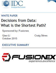 Decisions from Data: Shortest Path to Data-driven Decision Making