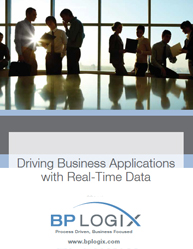 Business Values Driving Business Applications With Real-Time Data