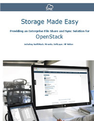 Integrating OpenStack with a Comprehensive Enterprise File Synchronization and Sharing (EFSS) Solution