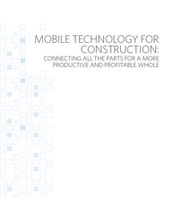 Mobile Technology For Construction
