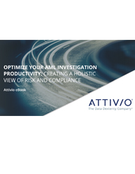 Optimize Your Anti-Money Laundering Investigation Productivity :Creating a Holistic View on Risk and Compliance