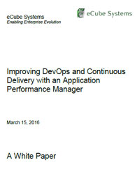Using Application Performance Managers for DevOps and Continuous Delivery