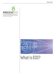 What is Electronic Data Interchange?