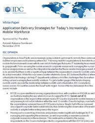 Application Delivery Strategies for Today's Increasingly Mobile Workforce