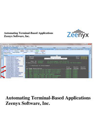 Automating Terminal-Based Applications
