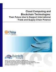 Cloud Computing and Blockchain Technologies