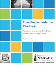 Cloud Implementation Readiness