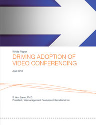 Driving Adoption of Video Conferencing