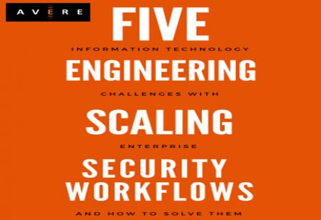 Five IT Engineering Challenges with Scaling Enterprise Security Workflows and How to Solve Them