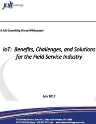 IoT: Benefits, Challenges, and Solutions for the Field Service Industry