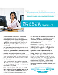 Moving to True ATM Remote Management