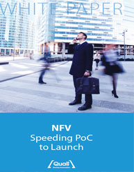 NFV Speeding PoC to Launch