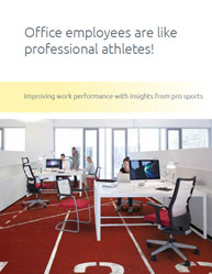 Office employees are like professional athletes: Improving work performance with insights from pro sports